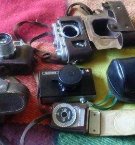 Рабочие фотоаппараты