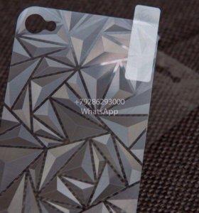 3D Пленка для iPhone 4,4s/5,5s