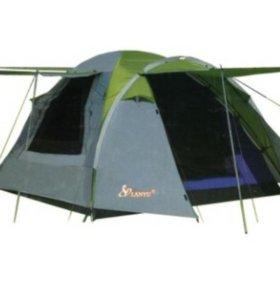 Продам палатку 3 местную с тамюуром 3 местная два