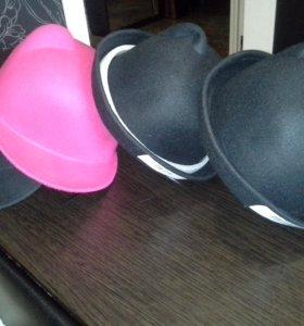 Шляпка, кепка с ушками. Шапка-кошка