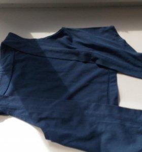 Комплект желетка юбка лосины