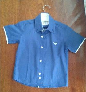 Рубашка Armani размен на 3 года