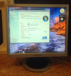 Монитор Samsung SynkMaster 710N