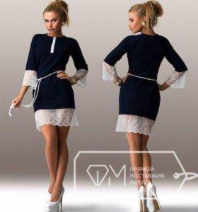 Новое платье ( размер M-L)