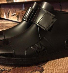 Ботинки резиновые(мужские)