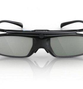 Новые 3D - очки Рhilips PTA509/00, активные
