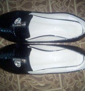 Туфли с супинатором (38р)
