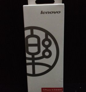 Lenovo CD-10 micro USB Cable Original-Дата Кабель