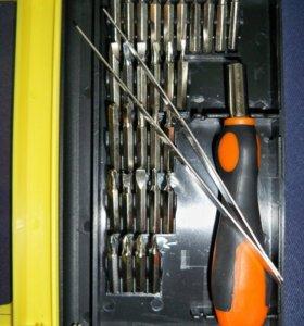 Набор отвёрток / инструментов 32 в 1