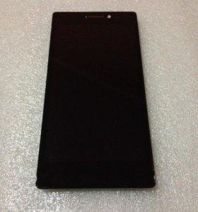 Lenovo vibe X2 black-модуль (дисплей) оригинал