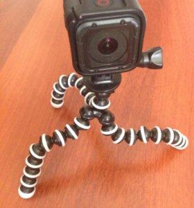 Универсальный штатив для GoPro и action camera