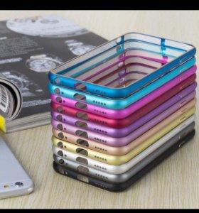 Бампер на IPhone 6,6s