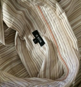 Рубашка мужская ostin L