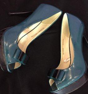 Новые туфли 38р-р
