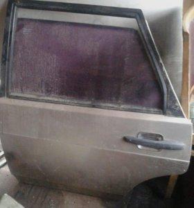 Дверь задняя левая от ваз 2109