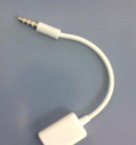 Переходник джек-USB