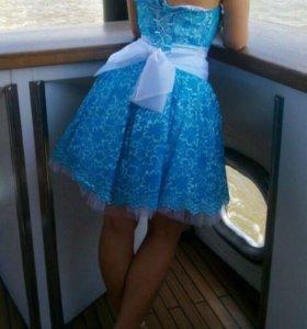 Коктельное (вечернее) платье на выпускной