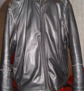 Кожаная куртка Ritter б/у