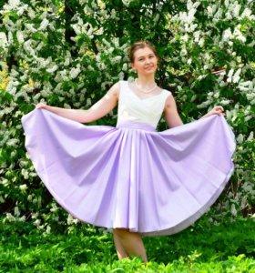 Платье для фотосессий в стиле ретро