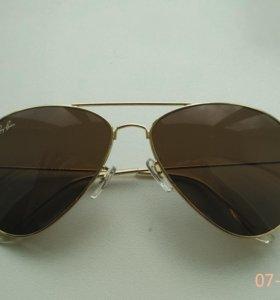 Очки ray ban aviator(высокое, качество)