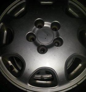 Орегинальные диски Хонда.