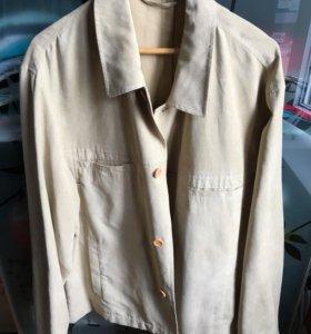 Легкий пиджак новый!