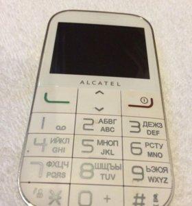 Телефон Алькотель
