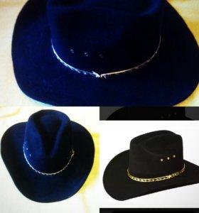 Настоящая ковбойская шляпа, торг уместен.