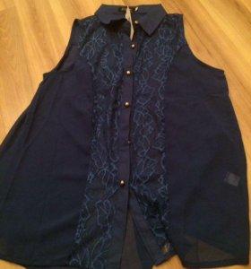 Блуза шифон 42-44