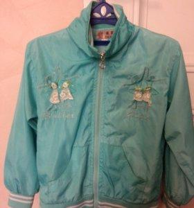 Курточки для девочек😊