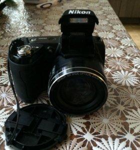 Фотоаппарат COOLPIX L110