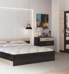 Спальня новая