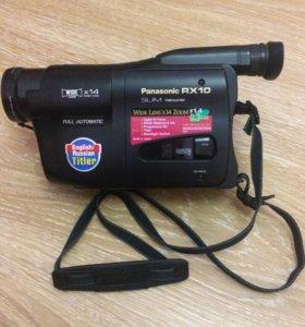 Видеокамера Panasonic RX 10 кассетная