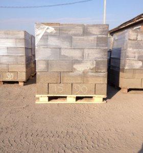 Керамзитобетонные блоки по зимним ценам.