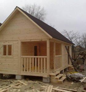 Ремонт домов, дач, пристроек, хозблоков, крыш.