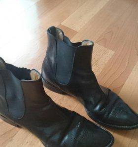 Ботинки 38