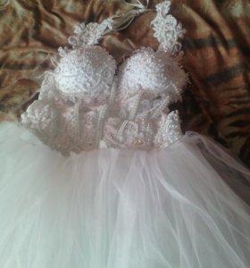 Можно на день свадьбы снять платья
