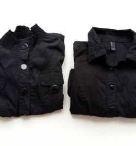 Набор рубашек М размер