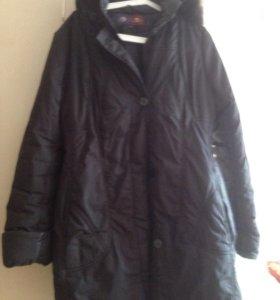 Продам длинную зимнюю куртку
