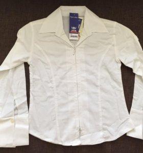 Рубашка для девочки новая , рост 122-164