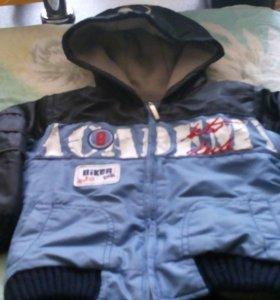 Куртка демисезонная 89383001592