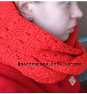 Снуд - шарф