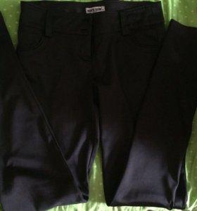Атласные штаны, р-р 44