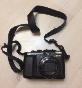 Фотоаппарат Canon Powershot g11