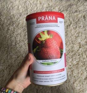 Прана фуд Prana Food клубника банан