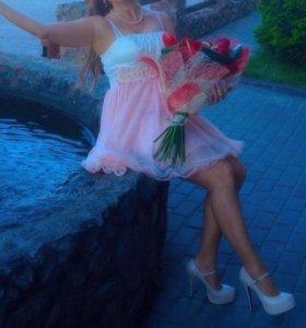Платье шикарное! 🌸🎀