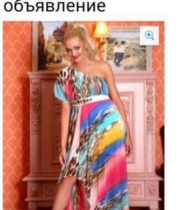 Платье праздничное