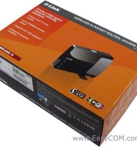 Wifi router D-link dap-1350