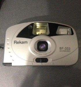 Фотоаппарат пленочный Recam BF 333