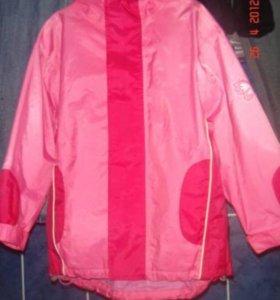 Куртка-ветровка на 116 см